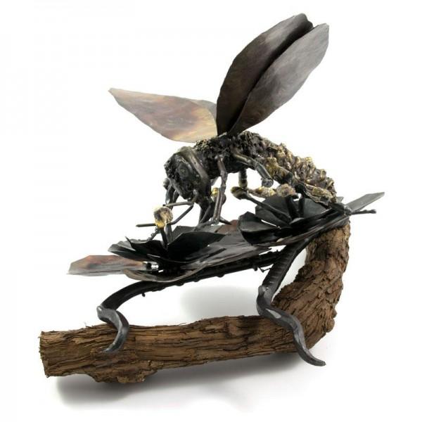 Čebela ročno izdelana skulptura