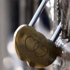 Ključavnica ljubezni L02, graviranje