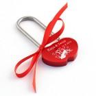 Ključavnica ljubezni L13, graviranje