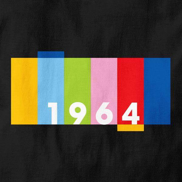 Majica 1964 + MENJAVA LETNICE