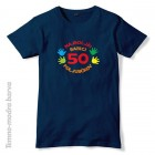 Majica Najboljši babici 50 poljubčkov