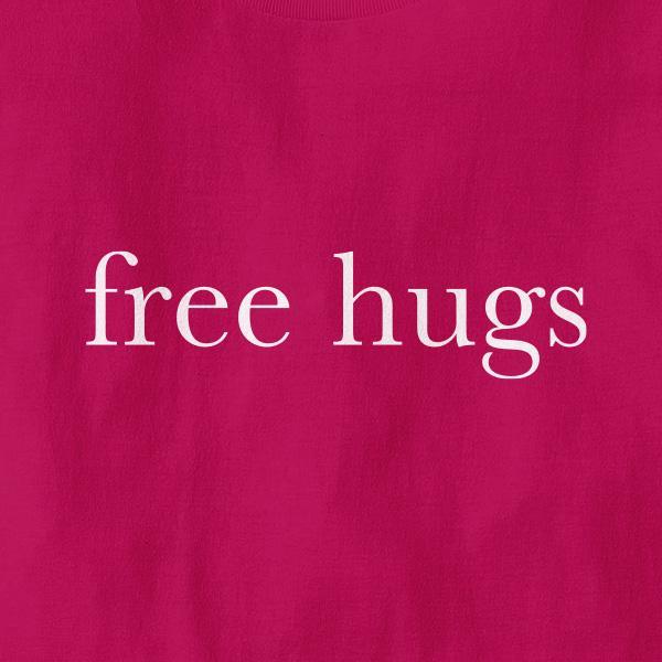 Majica Free Hugs