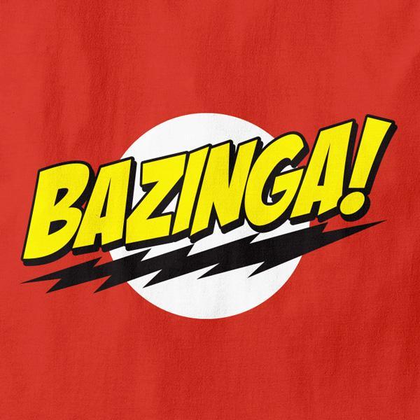 Majica Bazinga