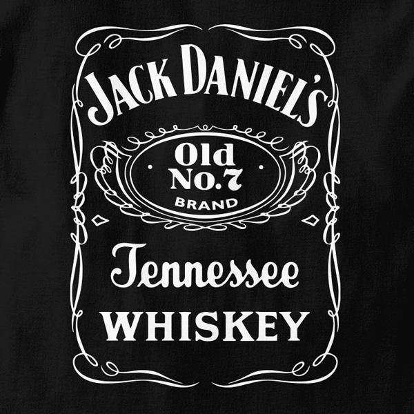 Jack Daniel's majica (veliki logotip)