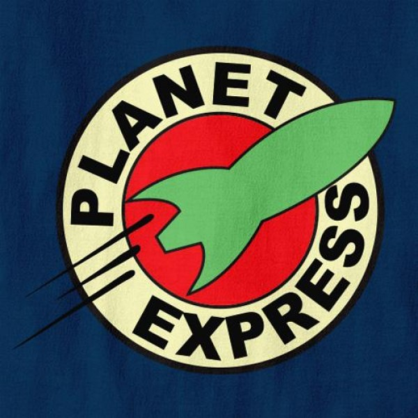 Majica Planet Express