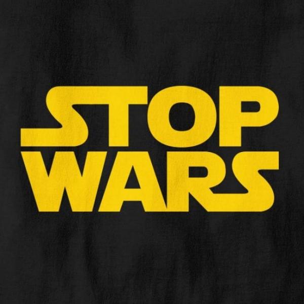Majica Stop Wars