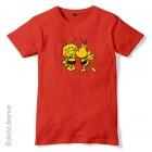 Otroška majica Čebelica Maja