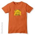 Otroška majica Pujsek