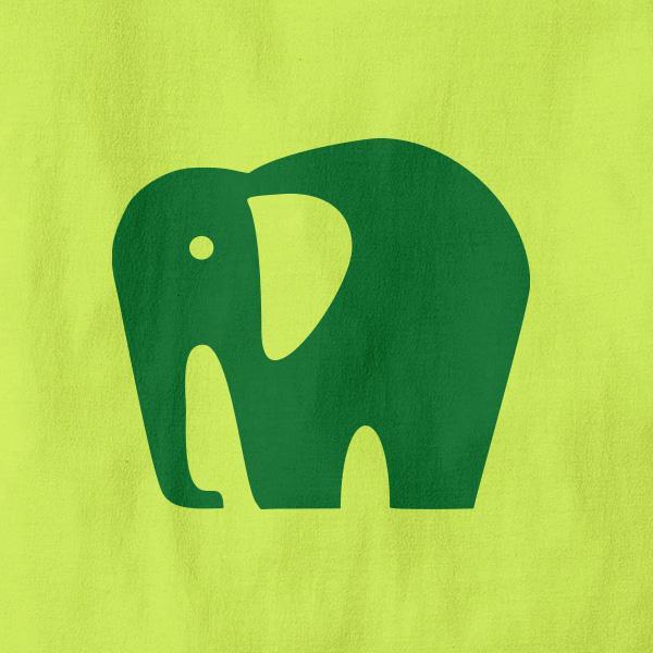 Otroška majica Slonček