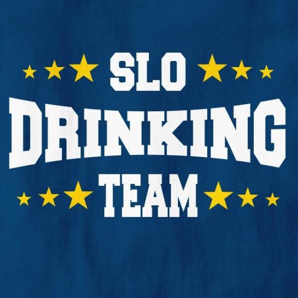 Majica Slo drinking team
