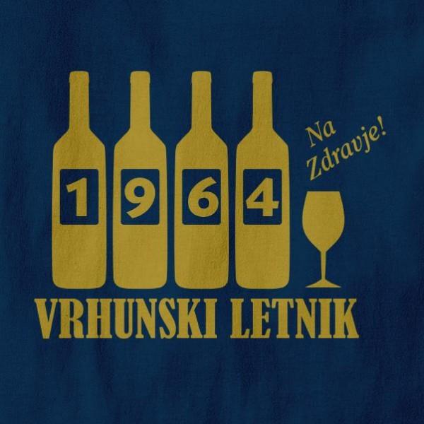 Majica 1964 vrhunski letnik + MENJAVA LETNICE