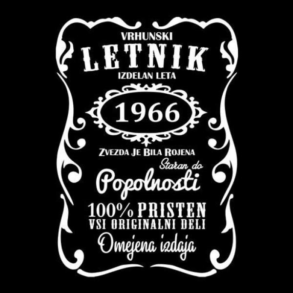 Majica vrhunski letnik 1966 + menjava letnice