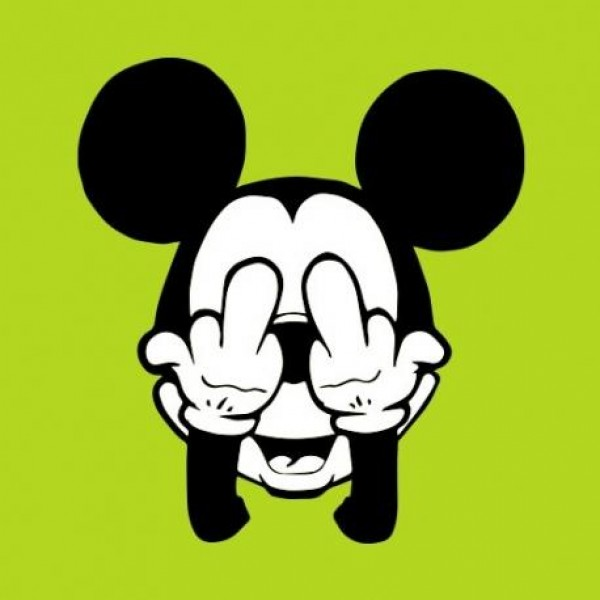 Majica Bad Mickey Mouse