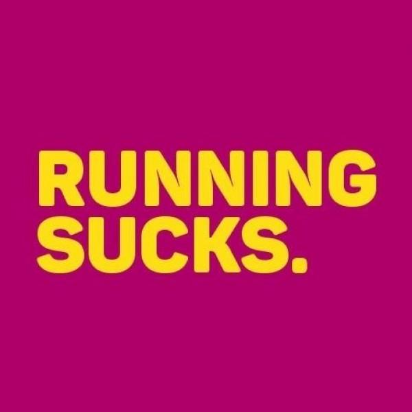 Majica Running sucks