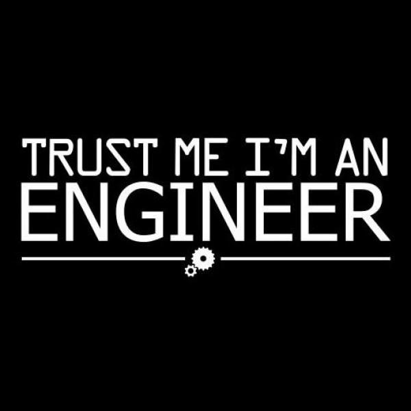 Majica Trust me I'm an Engineer