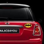 Batman nalepka za avto