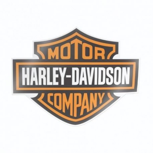 Harley Davidson nalepka