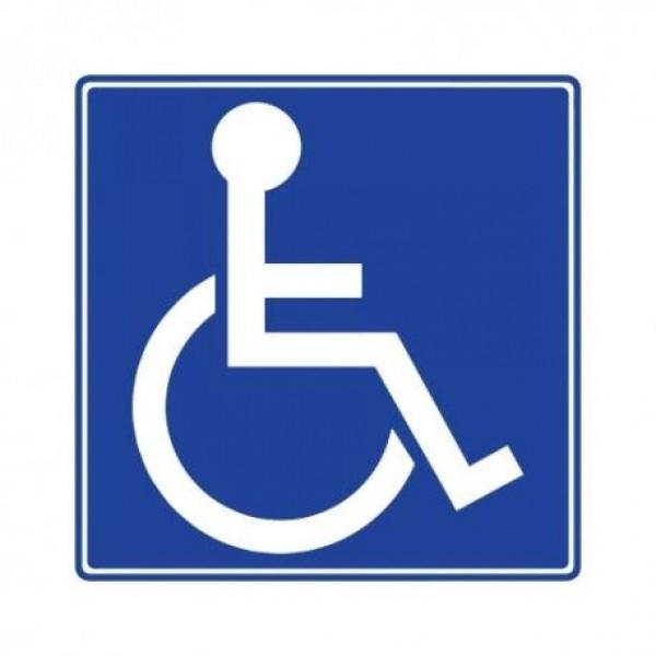 Invalid nalepka za avto