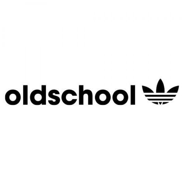 Oldschool nalepka