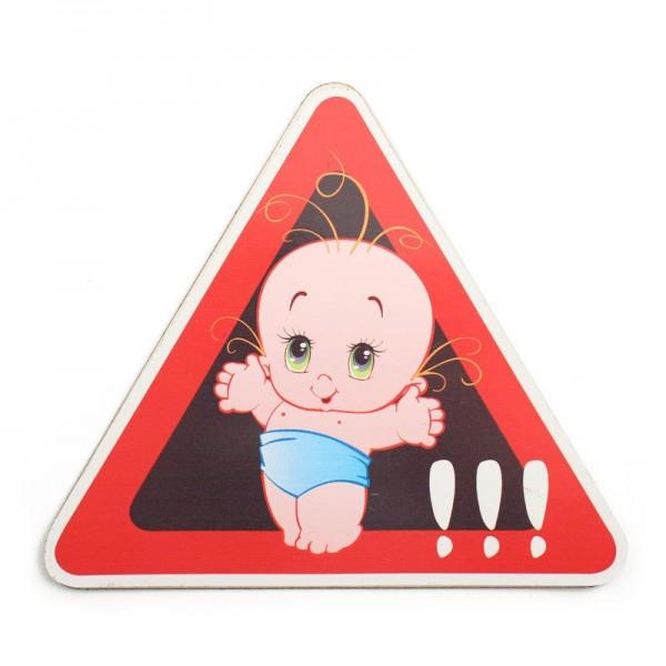 Nalepka Dojenček v avtu