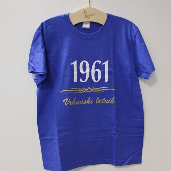 Majica 1961 vrhunski letnik
