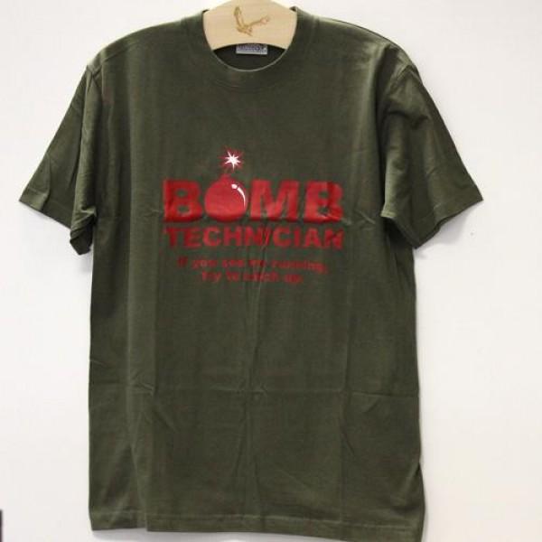 Majica Bomb Tehnician