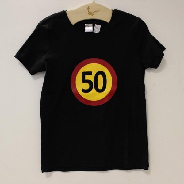 Majica za 50 rojstni dan