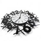 """Stenska ura """"Metlika"""", premer 38 cm"""