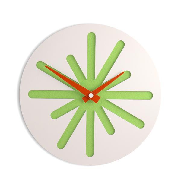 """Stenska ura """"Snežnik"""", premer 30 cm"""