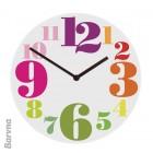 """Stenska ura """"Soča"""", premer 30 cm"""