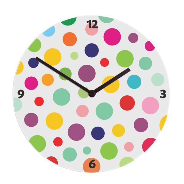 """Stenska ura """"Živa"""", premer 30 cm"""