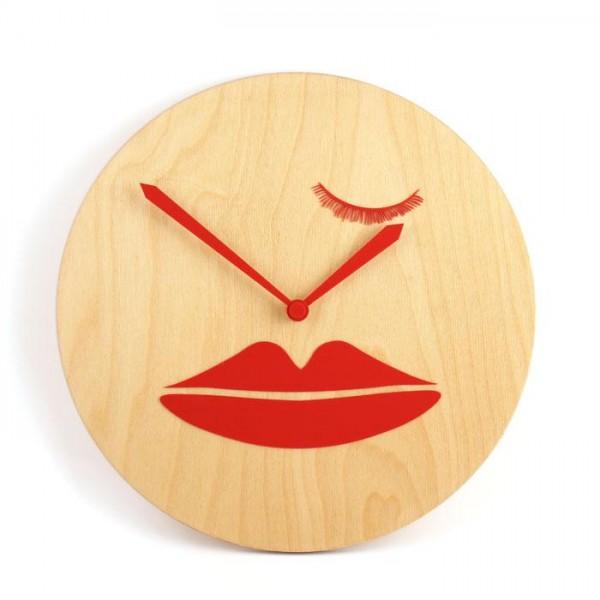 """Stenska ura """"Vesna"""", premer 30 cm"""