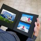Album za slike z vašim besedilom